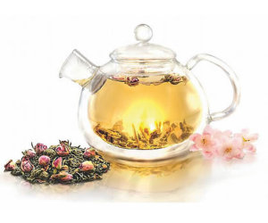 Featured Item: Wild Orange Blossom Herbal Tea