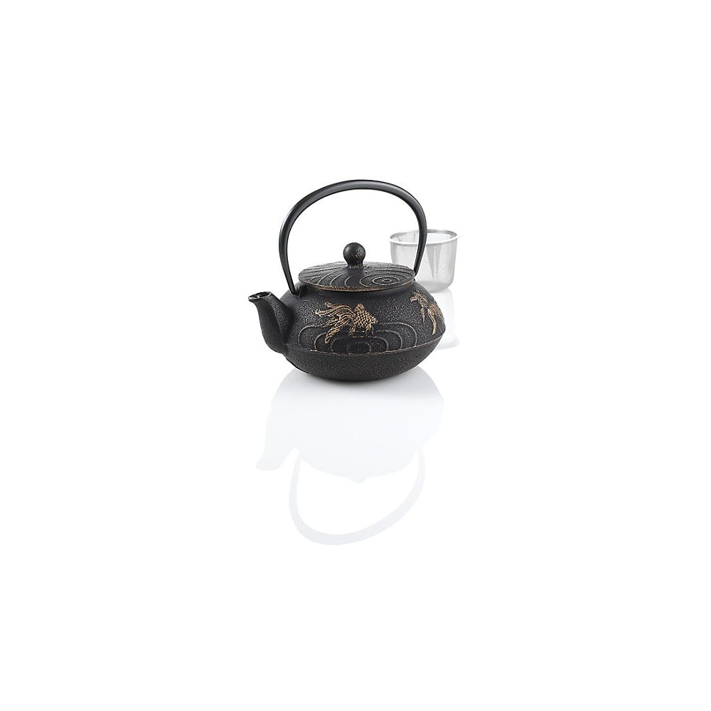 Teavana Japanese Goldfish Cast Iron Teapot