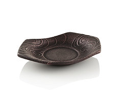 Swirl Cast Iron Tea Coaster