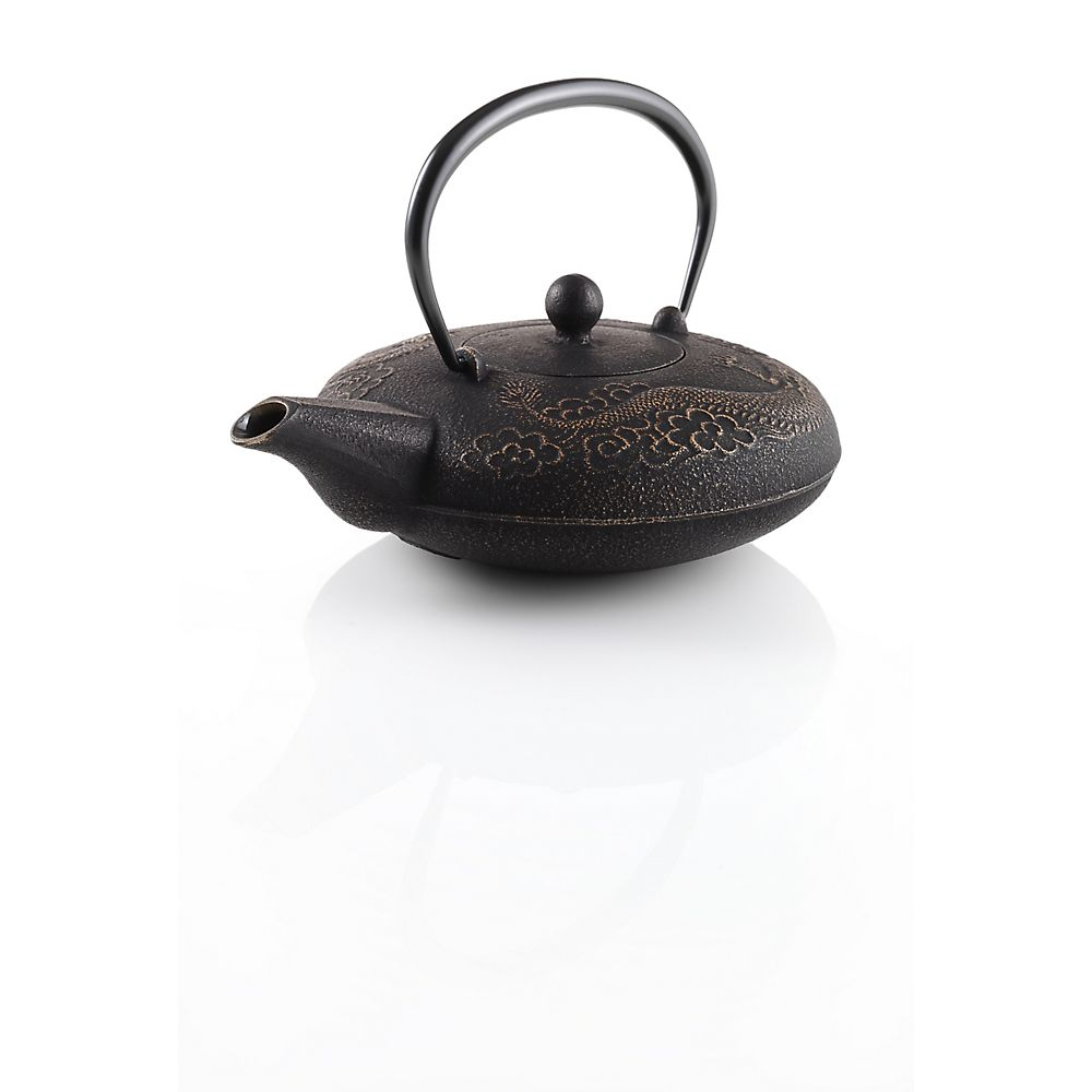 Teavana Imperial Dragon II Cast Iron 20oz Teapot