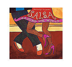 CD: Salsa Around the World
