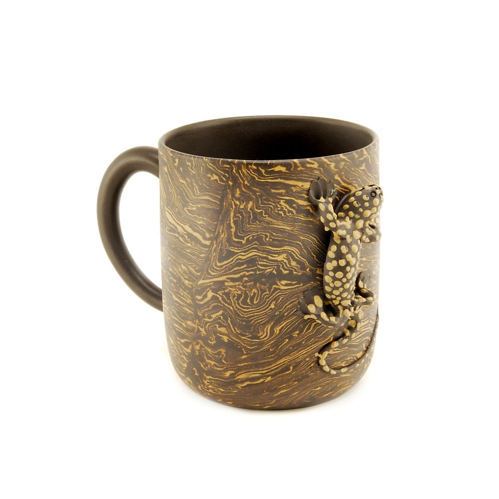Teavana Lizard Yixing Tea Mug