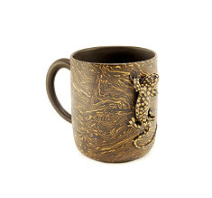 Lizard Yixing Tea Mug