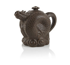 Sea Dragon Yixing Teapot