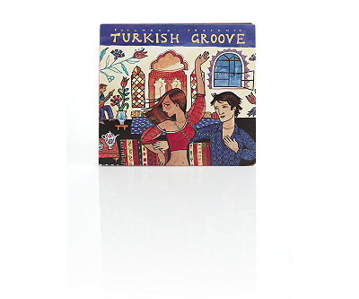 Turkish Groove Music CD