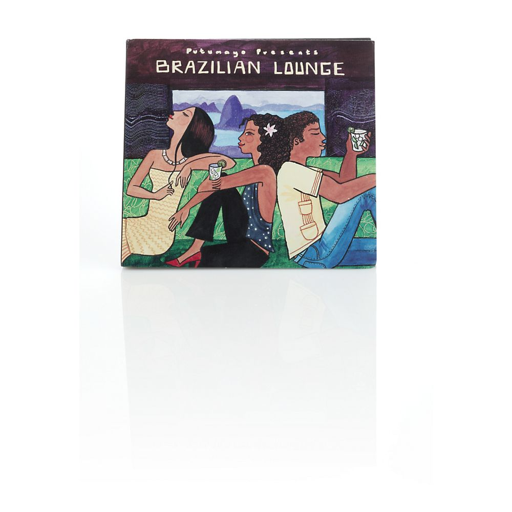 Brazilian Lounge Music CD