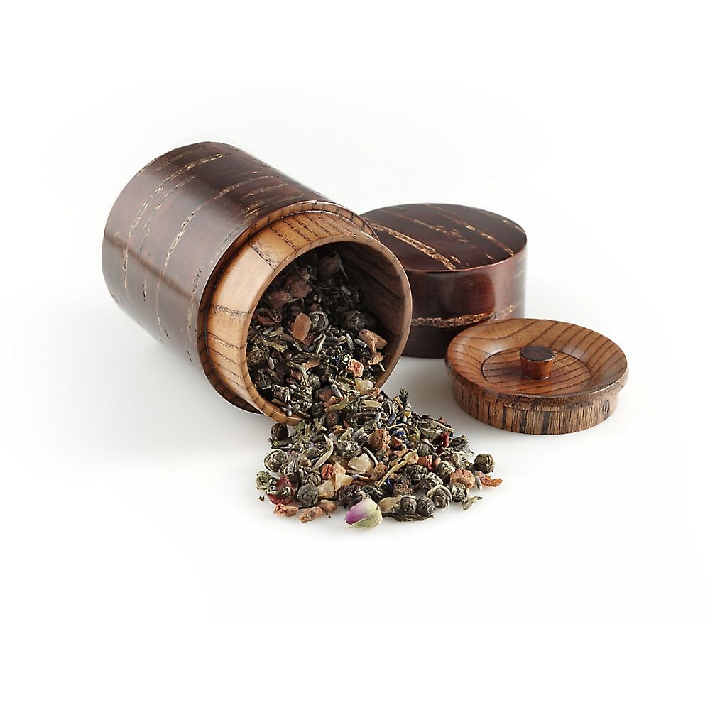 Teavana Cherry Bark Tea Canister