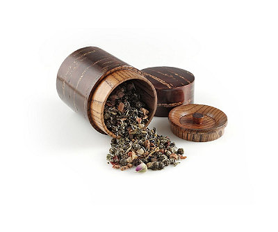 Cherry Bark Tea Canister