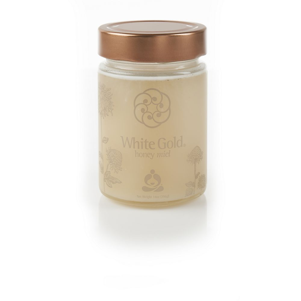 Teavana White Gold Honey