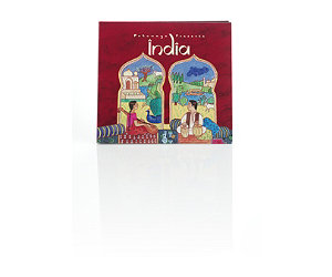 Featured Item: India Music CD