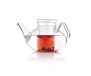 Featured Item: Musée de Thé Glass Teapot