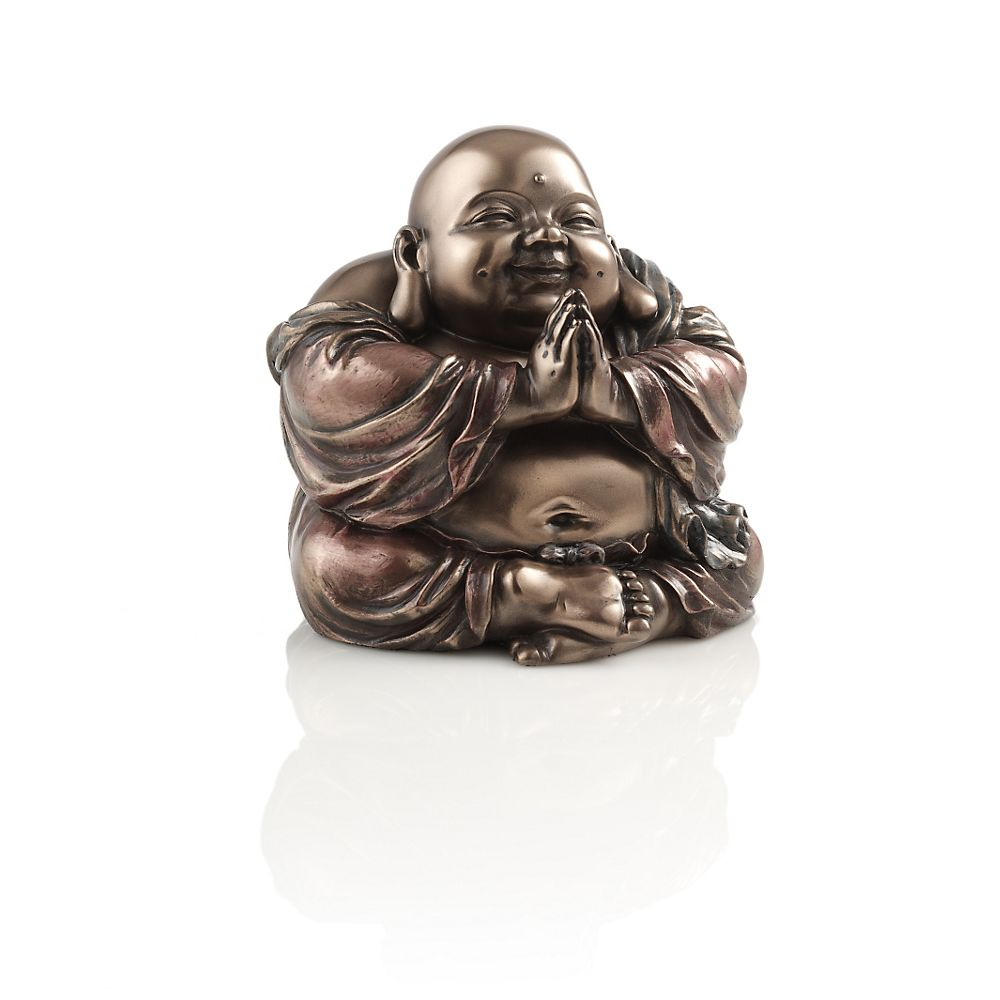 Teavana Small Happy Hotei Buddha Statue