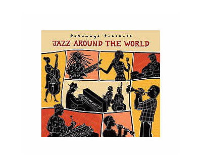 CD: Jazz Around the World