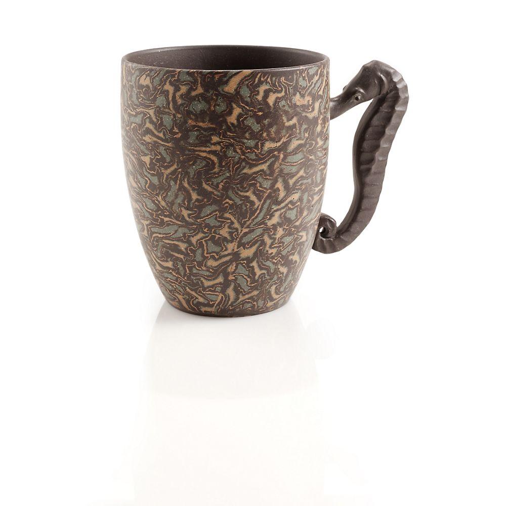 Seahorse Yixing Tea Cup