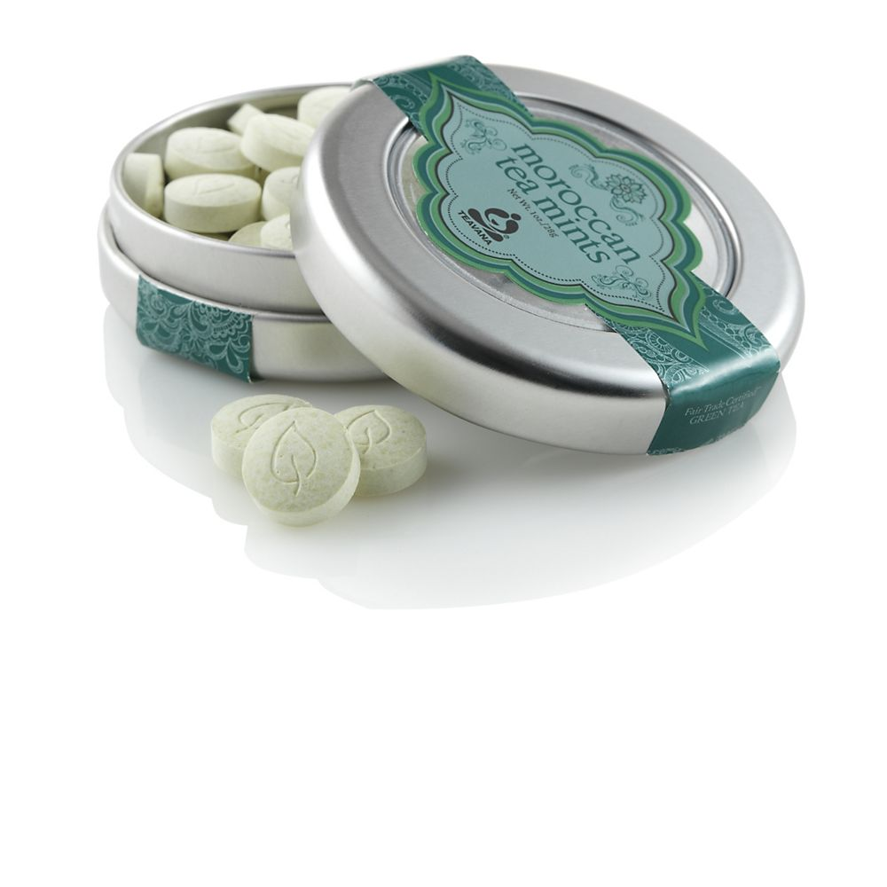 Teavana Moroccan Mint Green Tea Breath Mints