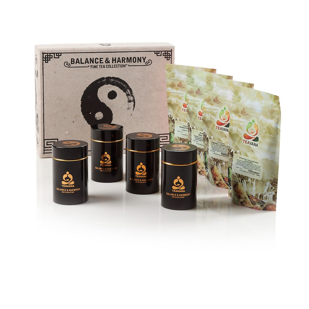 Balance and Harmony Tea Gift Set