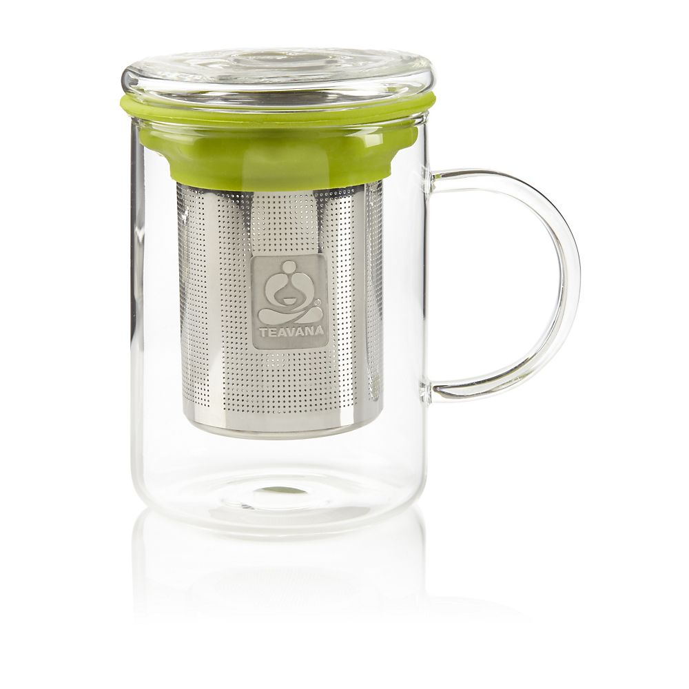Teavana Remi Glass Tea Mug