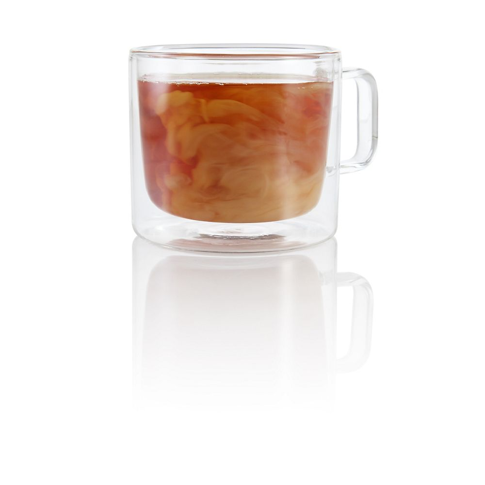 Teavana Matin Glass Tea Mug