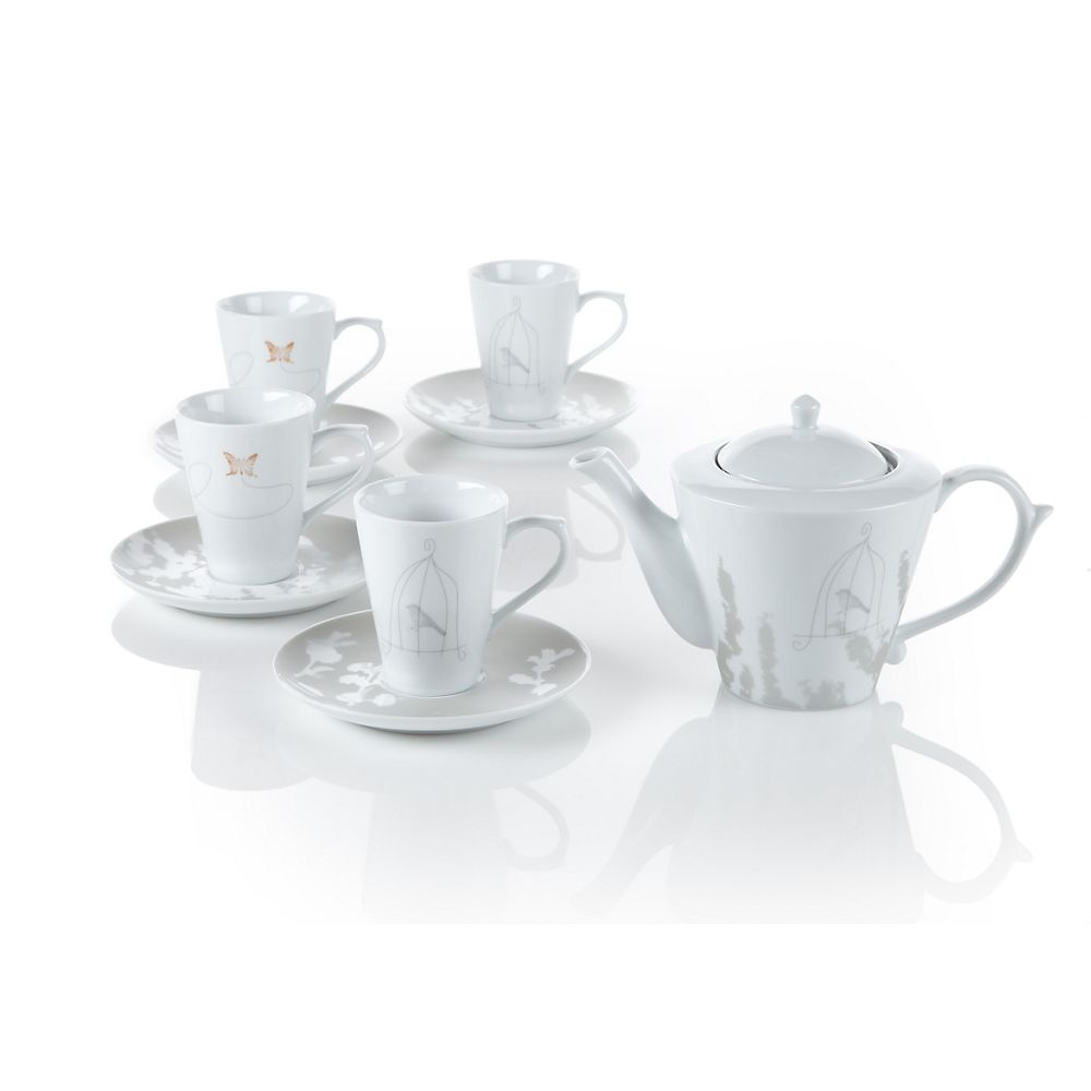 Teavana birdie teapot set innopoint - Teavana teapot set ...