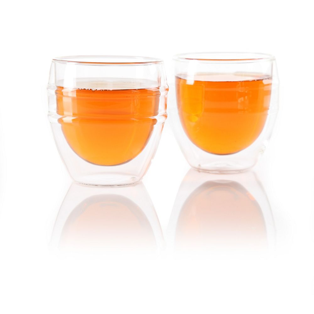 Teavana Kiran Medium Tea Glasses, 8 oz