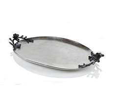 Orchid Serving Tray