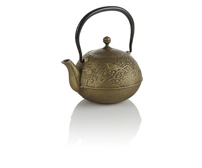 Maromi Bird Cast Iron Teapot