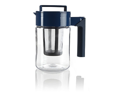 Blue Infusion Tea Pitcher
