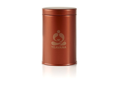 3oz Copper Teavana Tea Tin