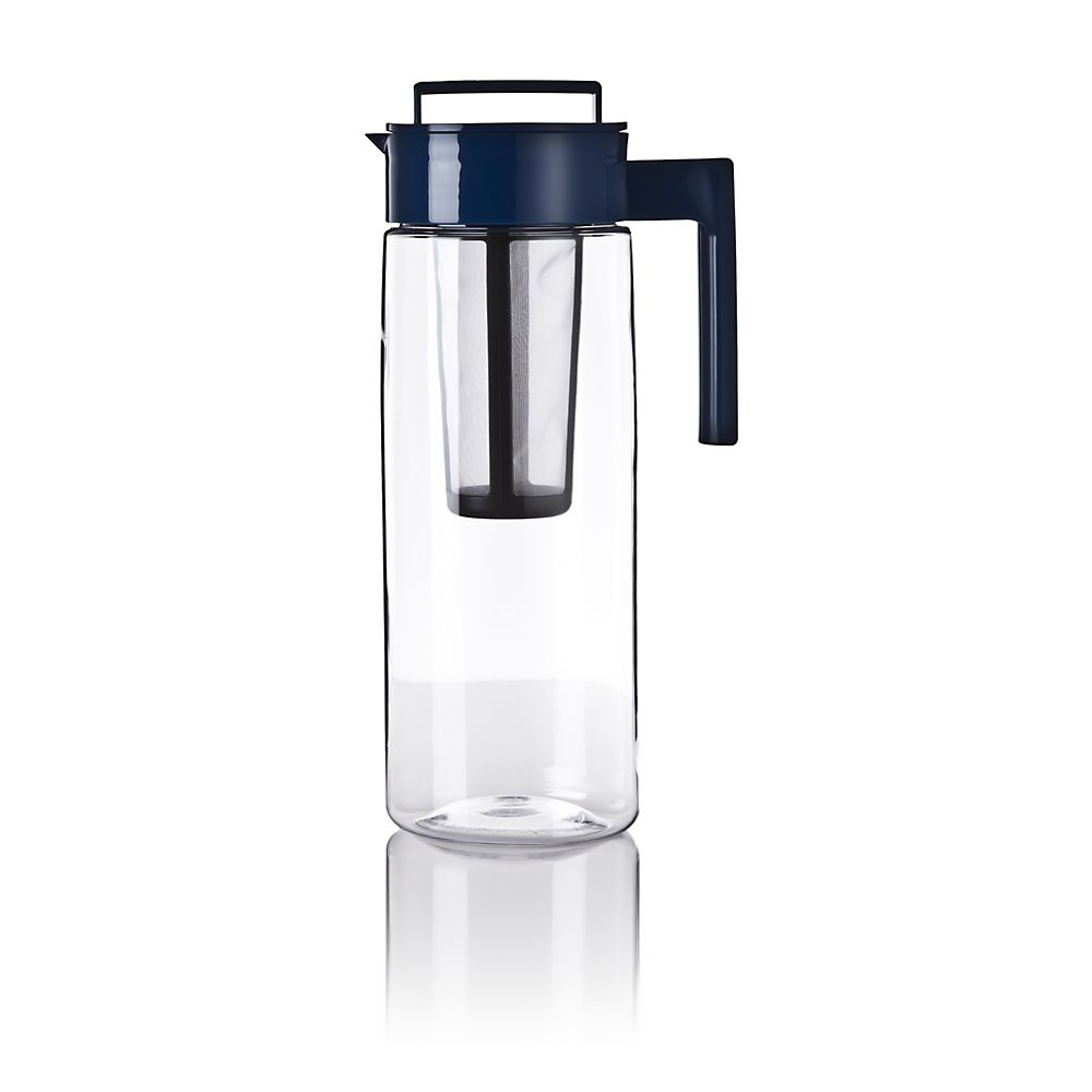Teavana Large Infusion Tea Pitcher, Blue, 66oz