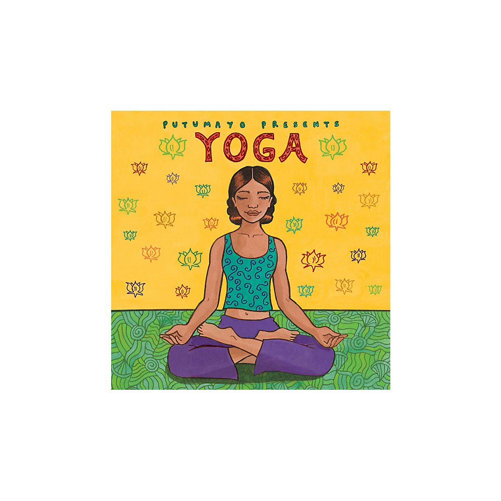 Yoga Relaxing Music CD