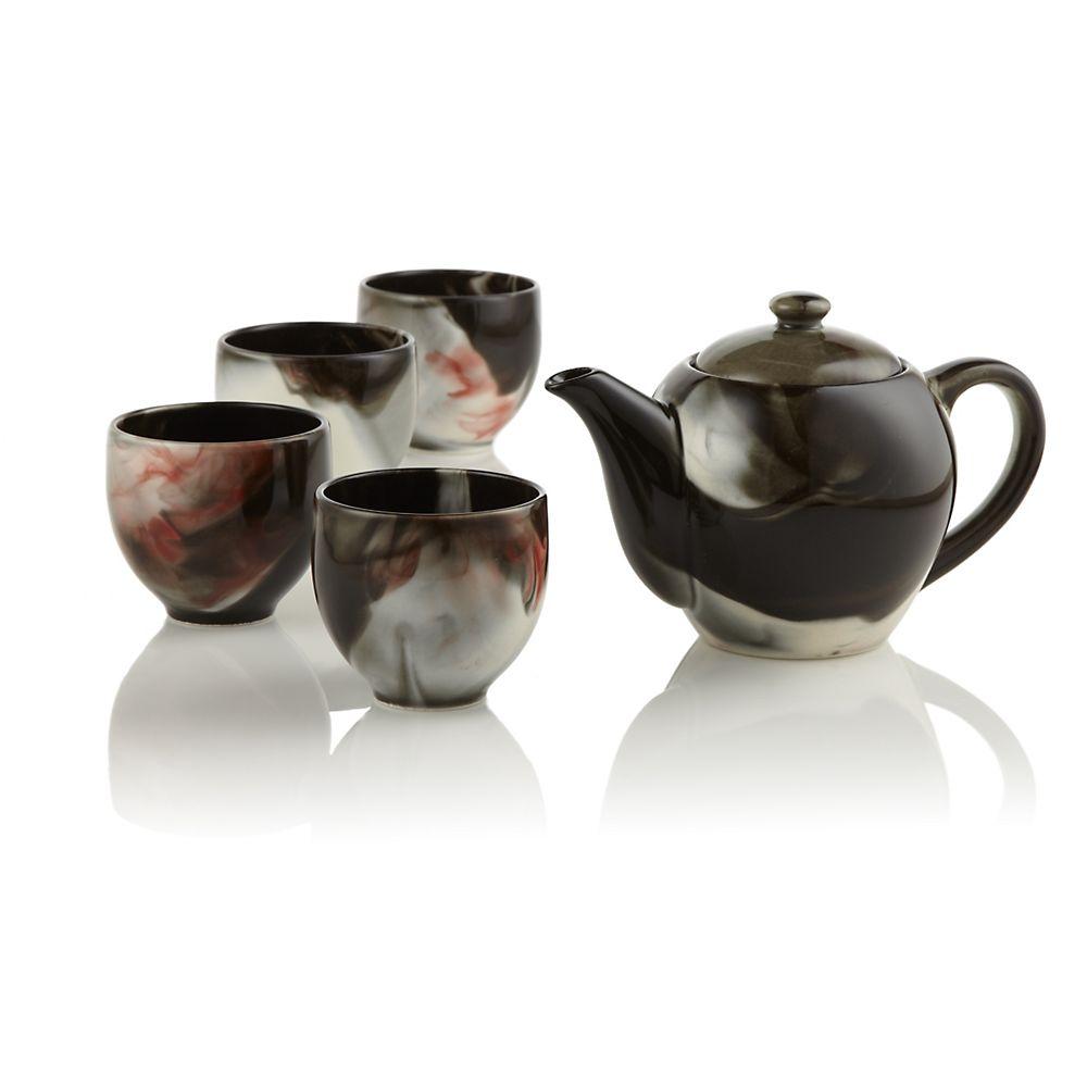 Teapot shop loose teas green tea black tea decaf tea rooibos tea herbal tea - Teavana teapot set ...