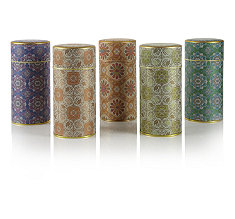 Marrakech Tea Tins