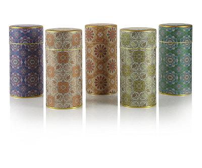 Marrakech Tea Tins