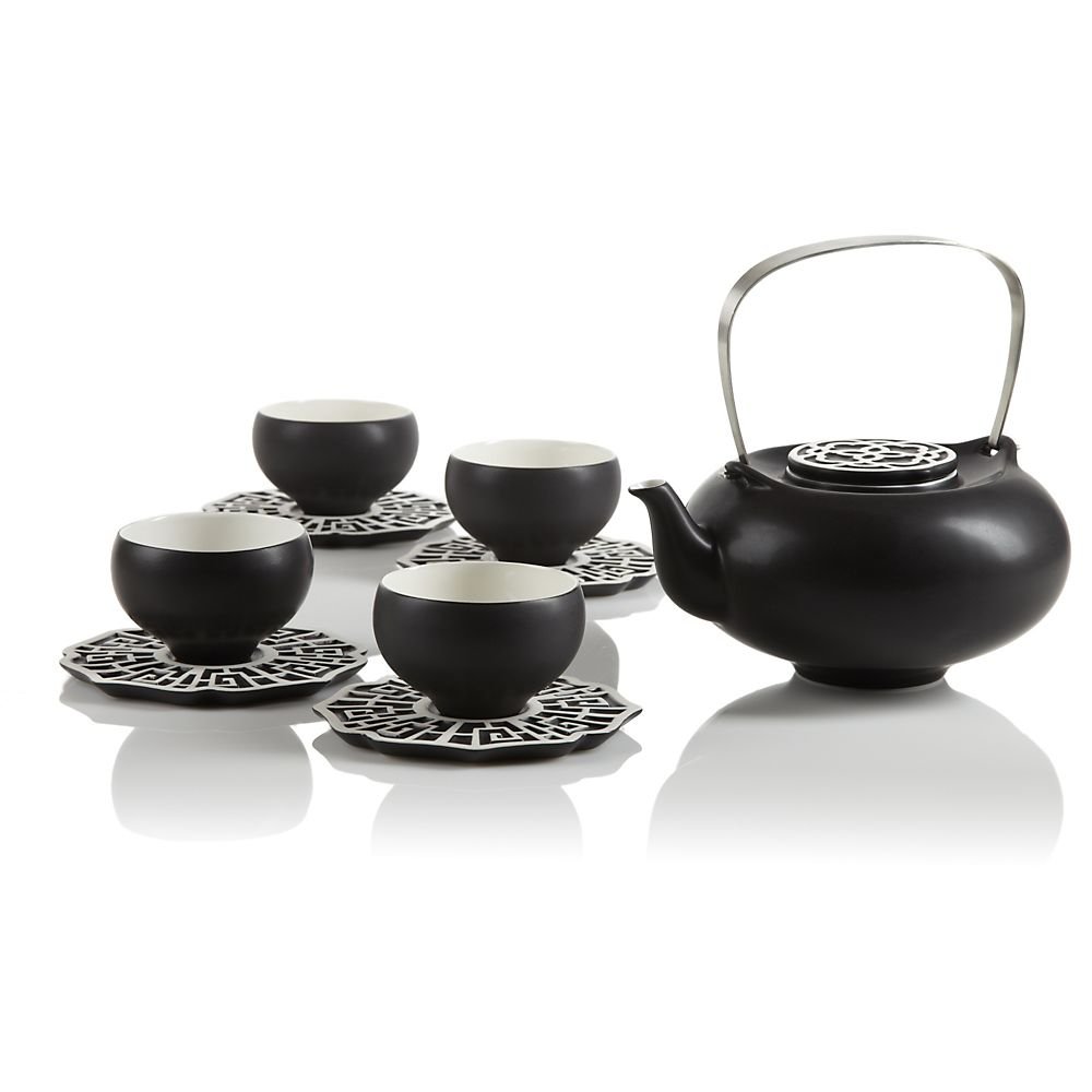 Teavana Asiatique Teapot Set