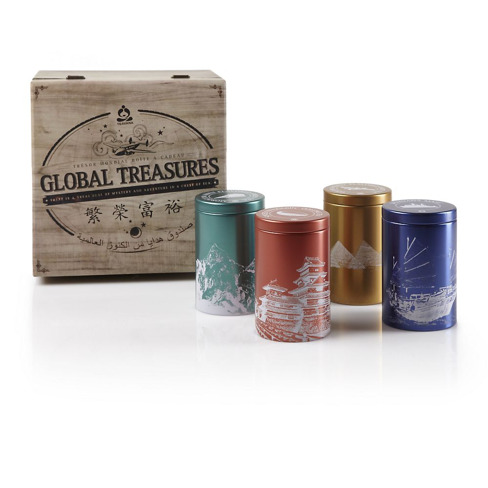 Global Treasures Tea Gift Set