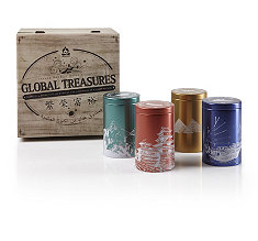 Global Treasures Gift Set
