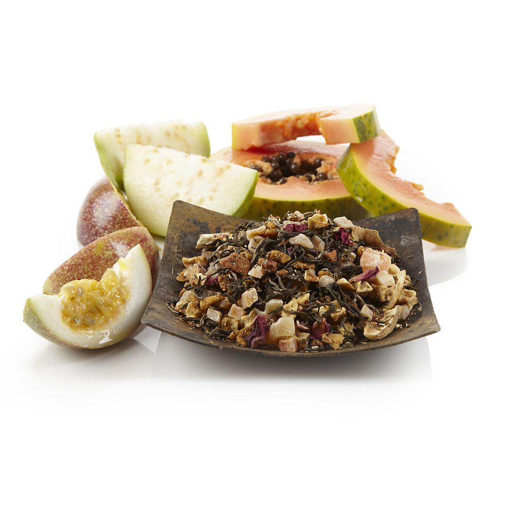 Teavana Guava Papaya Passion Loose-Leaf White Tea