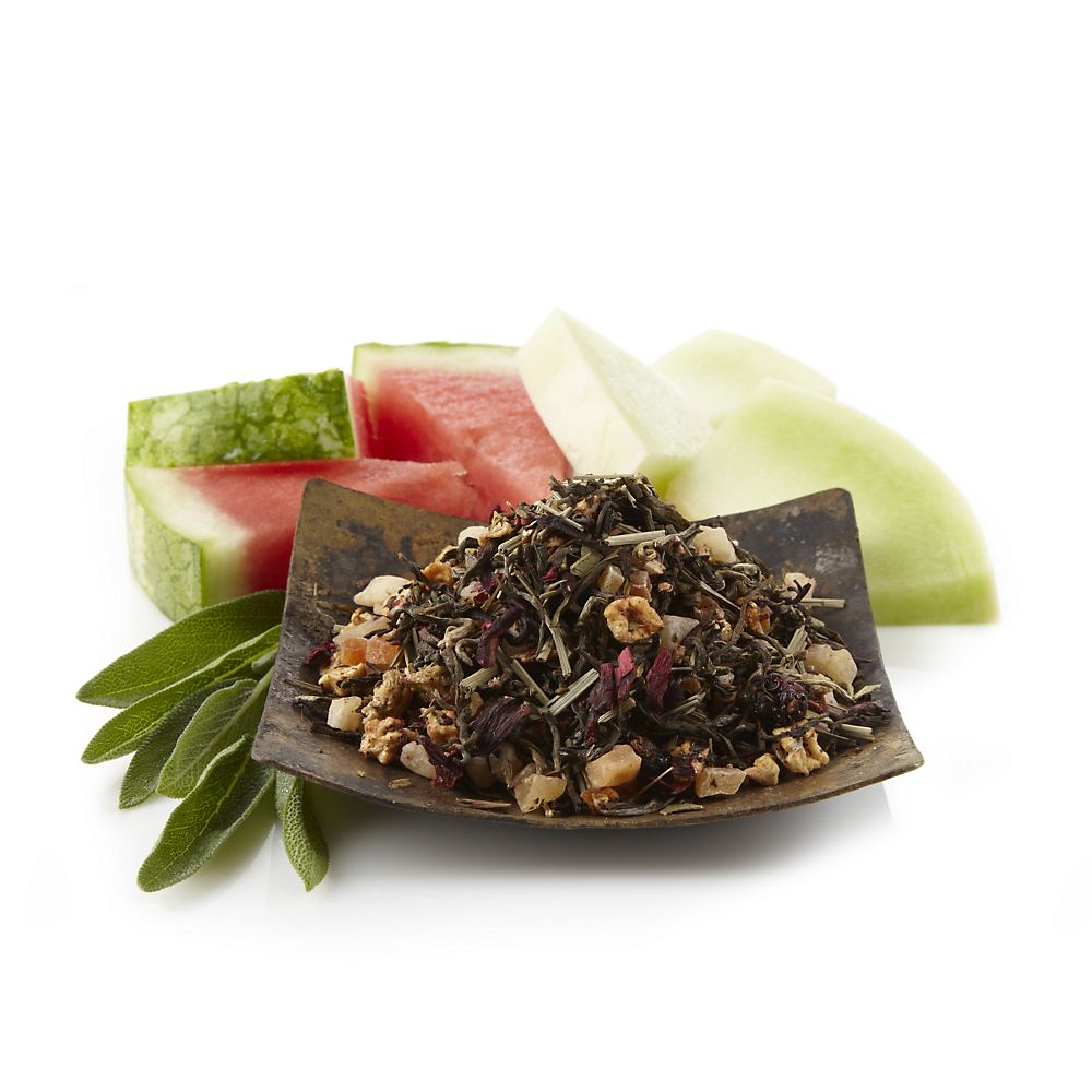 Teavana Watermelon Mint Chiller Loose-Leaf White Tea