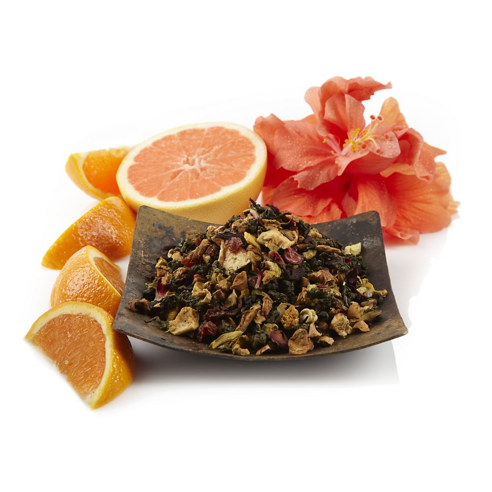 Teavana Wild Orange Wulong Loose-Leaf Oolong Tea
