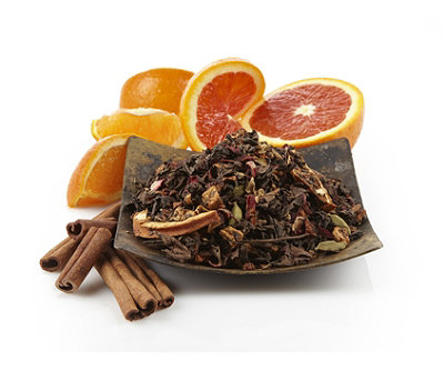 Spiced Mandarin Oolong Tea
