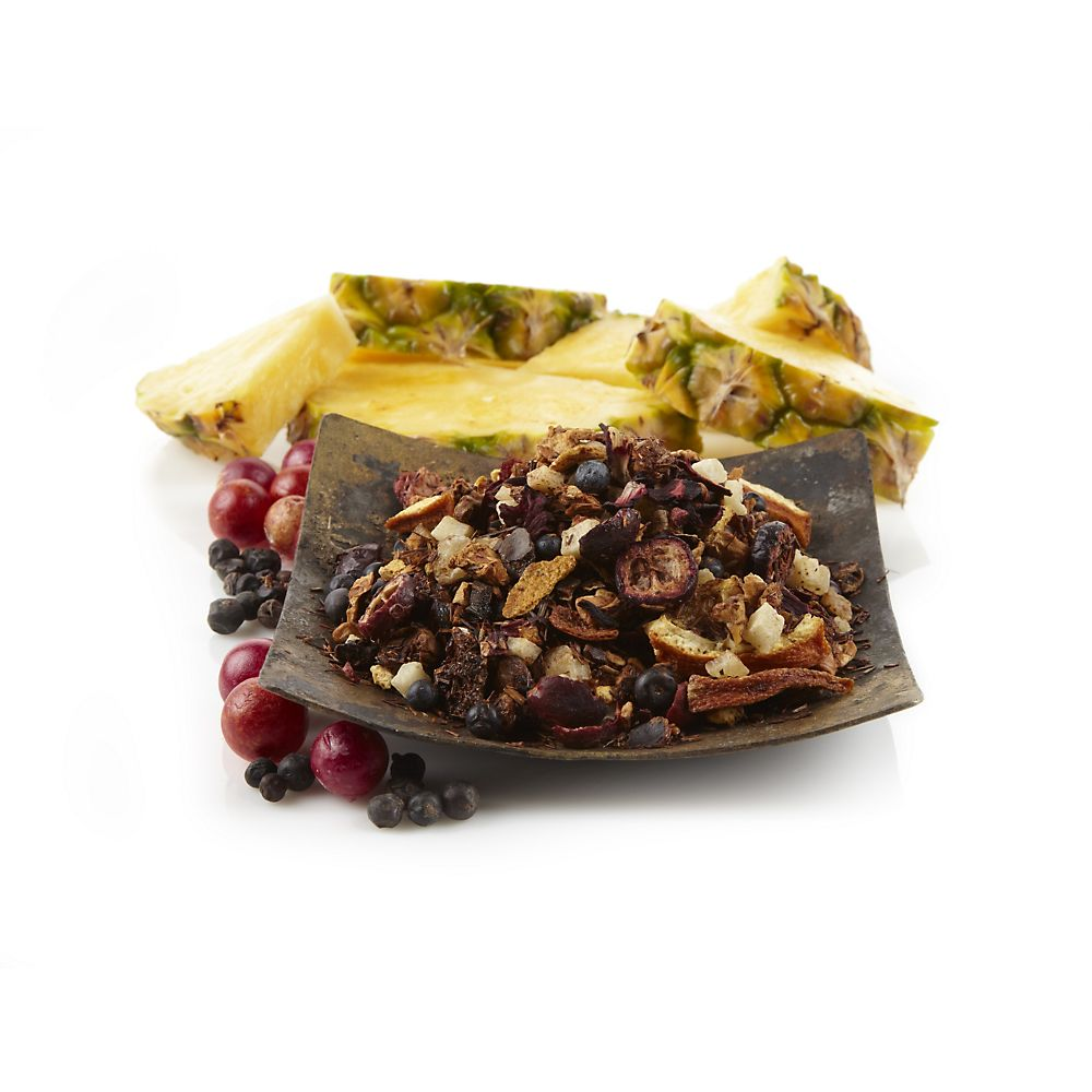 Teavana Cranberry Singapore Sling Loose-Leaf Rooibos Tea