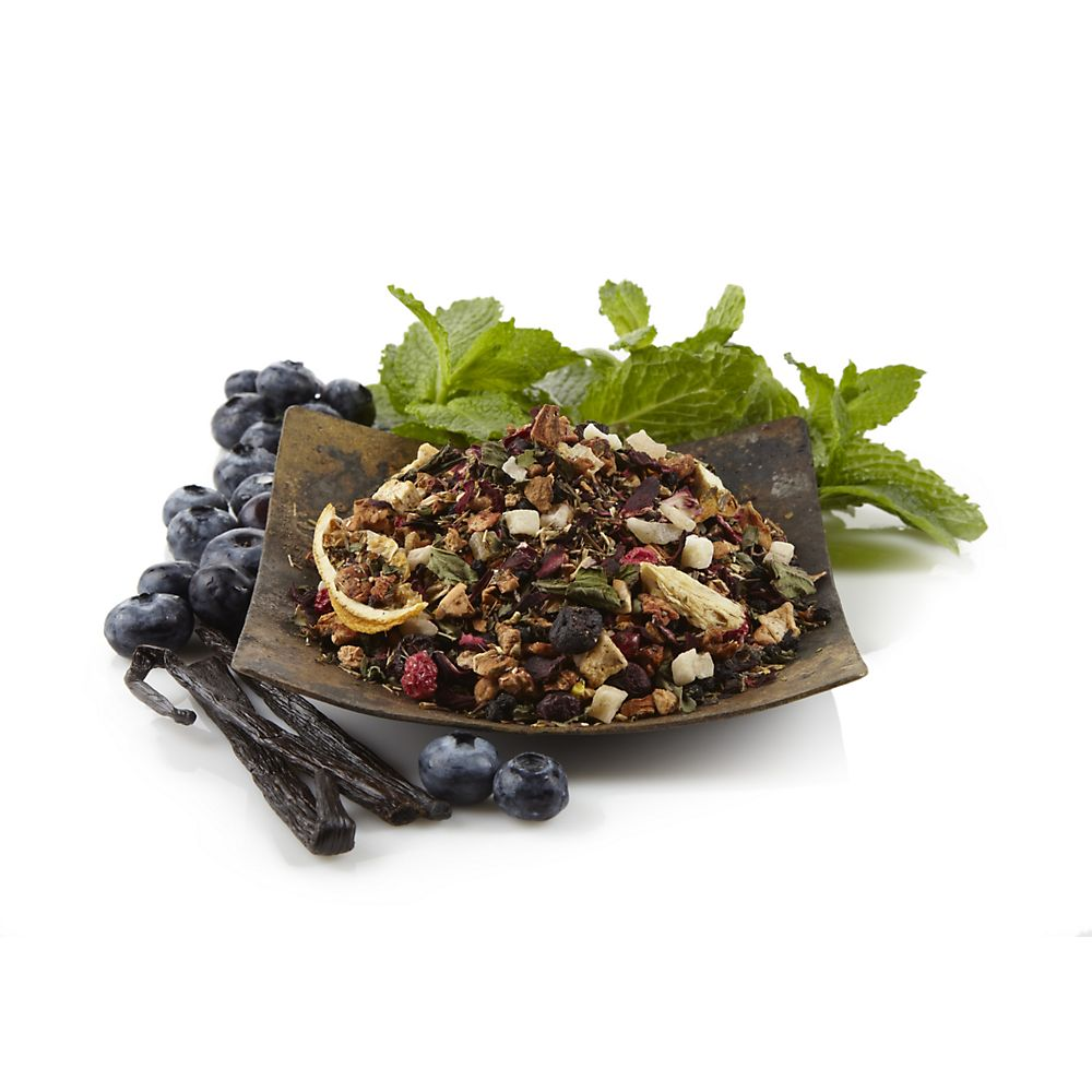 Teavana Berry Mint Cassis Loose-Leaf Rooibos Tea