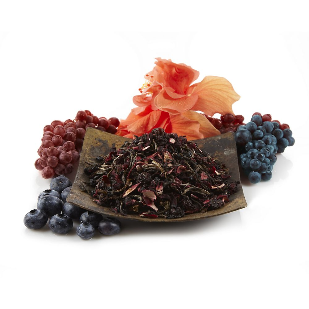 Teavana Very Berry White Loose-Leaf White Tea