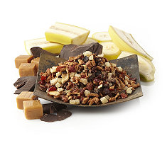 Chocolate Bananas Foster Herbal Tea