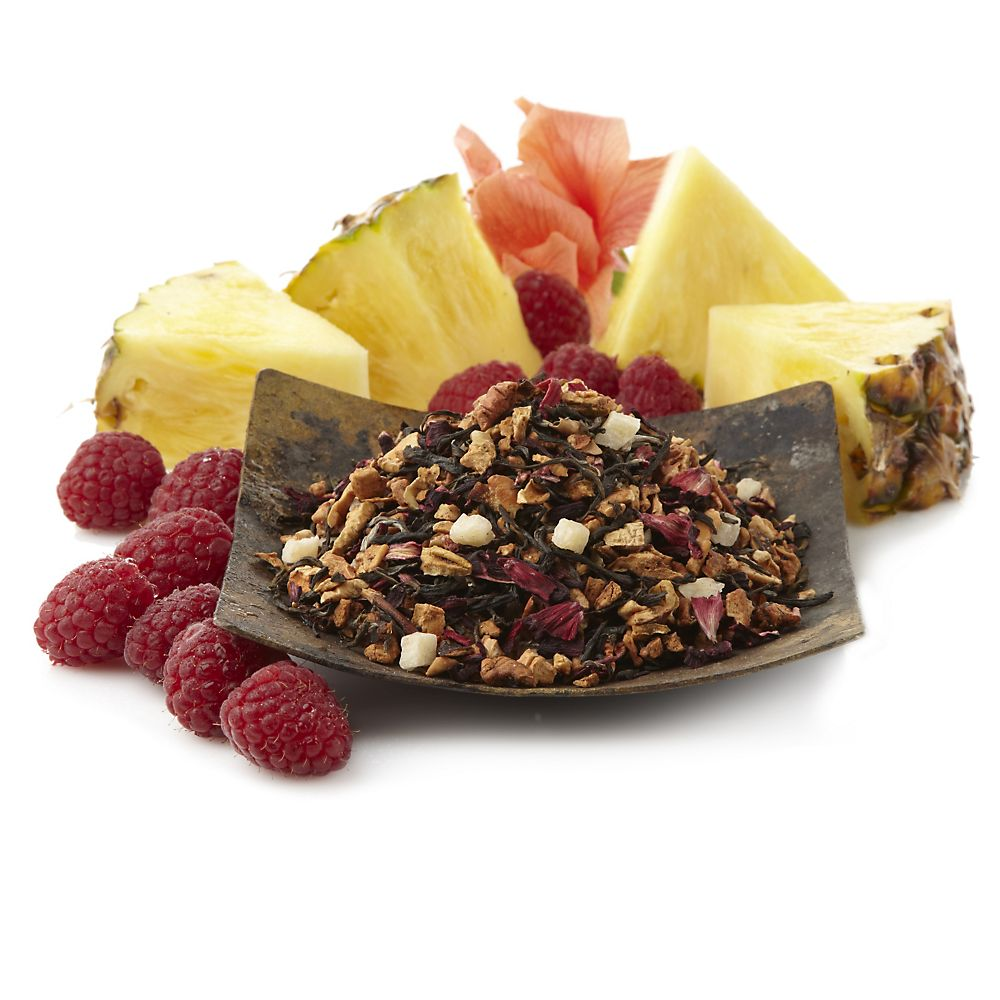Teavana Raspberry Pineapple Luau Loose-Leaf White Tea