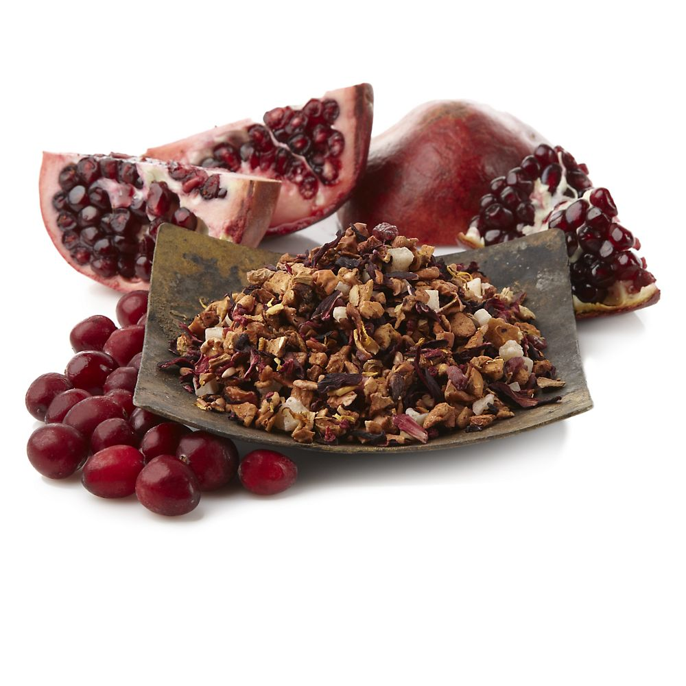 Teavana Pomegranate Cranberry Crush Loose-Leaf Herbal Tea