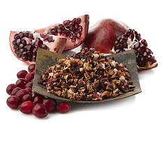 Pomegranate Cranberry Crush Herbal Tea