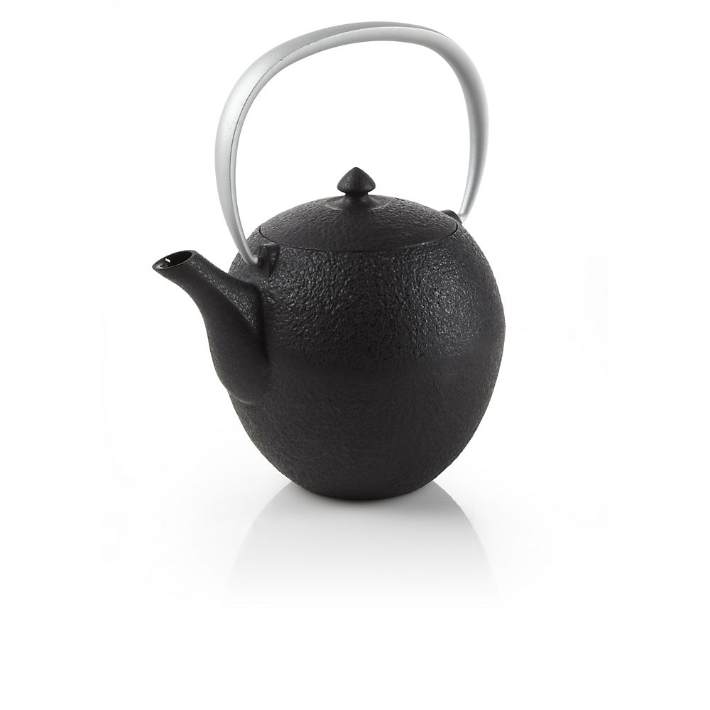 Teavana Black Mayu Cast Iron Teapot