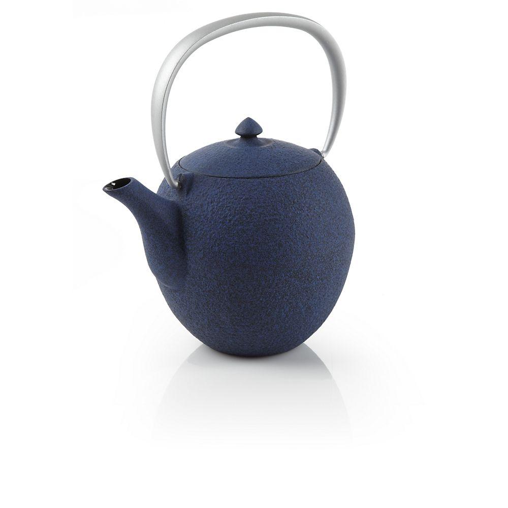 Teavana Blue Mayu Cast Iron Teapot Innopoint
