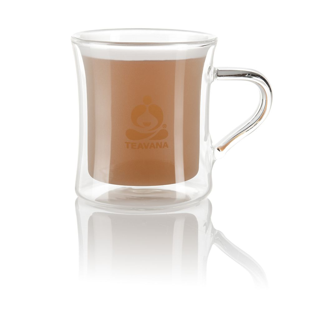 Teavana Bistro Glass Tea Mug